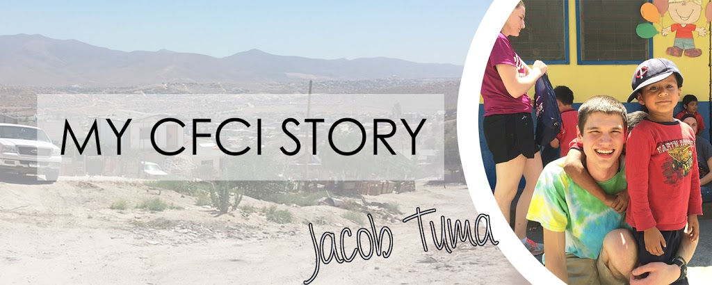 My CFCI Story: Jacob Tuma