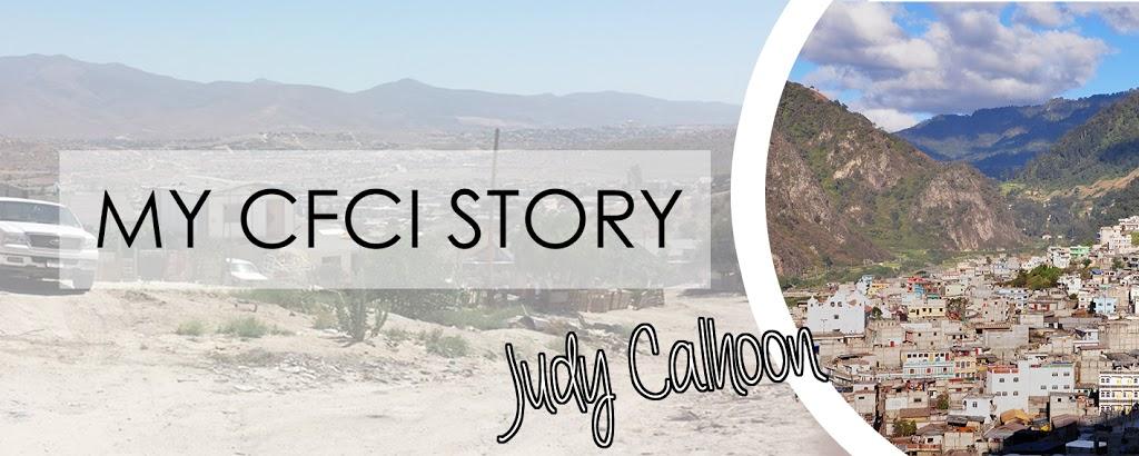 My CFCI Story: Judy Calhoon