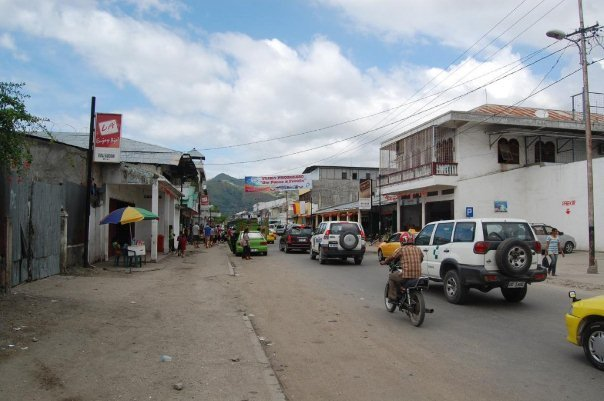 Argentina Street Ministry