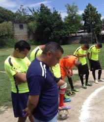Soccer Training School