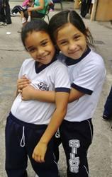 El Salvador Girl's Volleyball